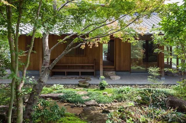 thiet ke nha kieu nhat dep 14 - Thiết kế nhà kiểu Nhật đẹp