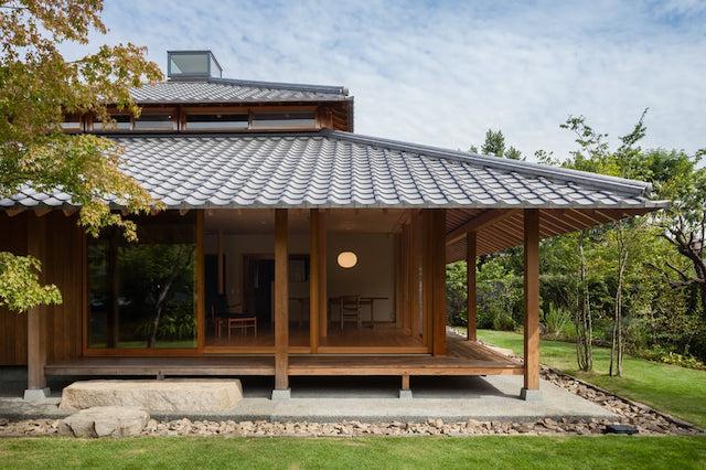 thiet ke nha kieu nhat dep 4 - Thiết kế nhà kiểu Nhật đẹp