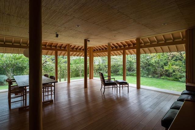 thiet ke nha kieu nhat dep 6 - Thiết kế nhà kiểu Nhật đẹp