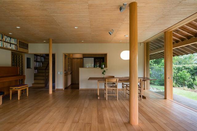 thiet ke nha kieu nhat dep 8 - Thiết kế nhà kiểu Nhật đẹp