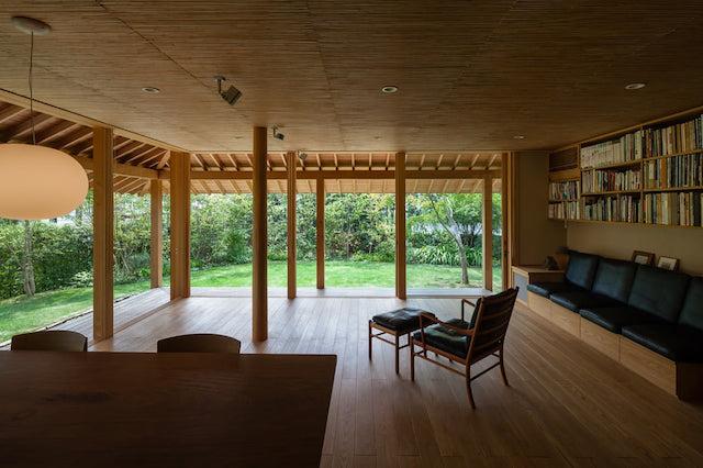 thiet ke nha kieu nhat dep 9 - Thiết kế nhà kiểu Nhật đẹp