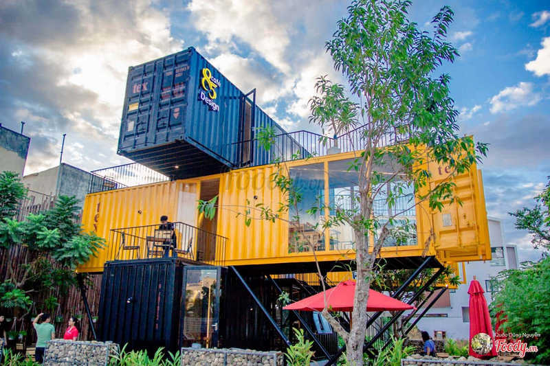 foody 85 design cafe 697 636063347244756474 - Thiết kế kiến trúc container