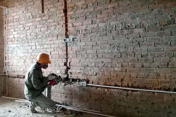 thi cong dien 604x400 - Hướng dẫn kỹ thuật thi công điện âm tường