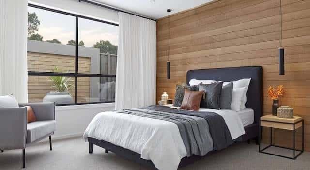 biet thu 1 tang 3 phong ngu 9 - Thiết kế Biệt thự mái thái 1 tầng 3 phòng ngủ đẹp