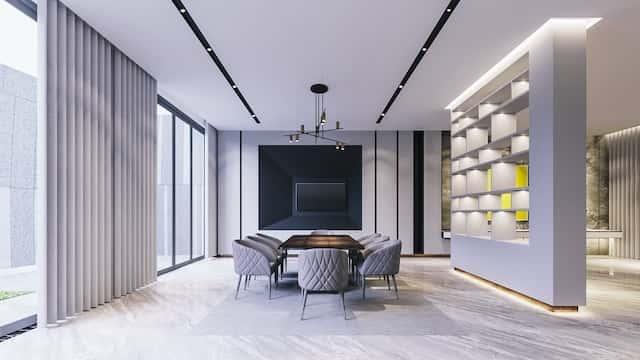 biet thu 3 tang 150m2 dep 9 - Chiêm ngưỡng thiết kế biệt thự hiện đại 3 tầng 2 mặt tiền đẹp