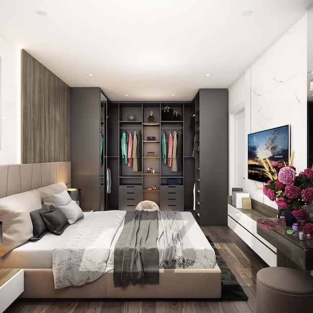 biet thu 3 tang 15x20 hien dai 13 - Thiết kế biệt thự 3 tầng hiện đại mặt tiền 15m đẹp đẳng cấp