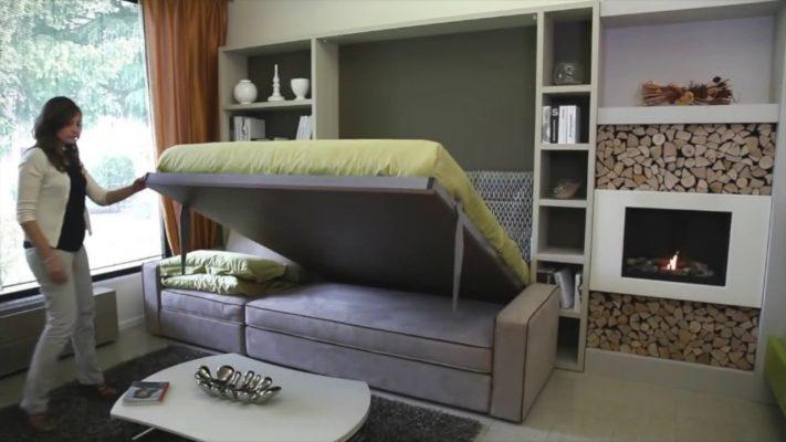 nội 711x400 - Thiết kế nội thất chung cư hiện đại