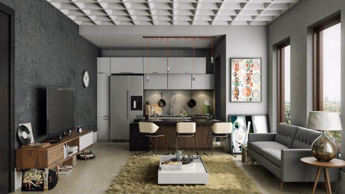 nội thất chung cư 711x400 - thi công nội thất chung cư