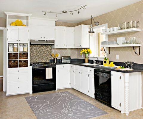nội thất phòng bếp nhà ống 1 480x400 - Thiết kế nội thất nhà ống