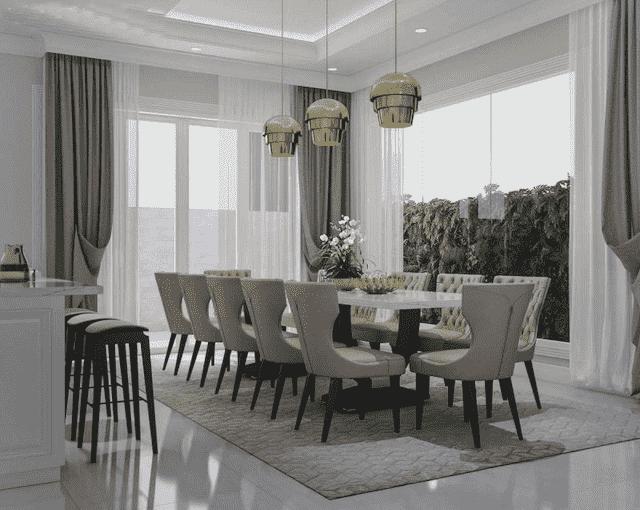 noi that biet thu 2 tang mat tien 18m 10 - Công trình thiết kế biệt thự hiện đại Đà Nẵng với diện tích 250m2