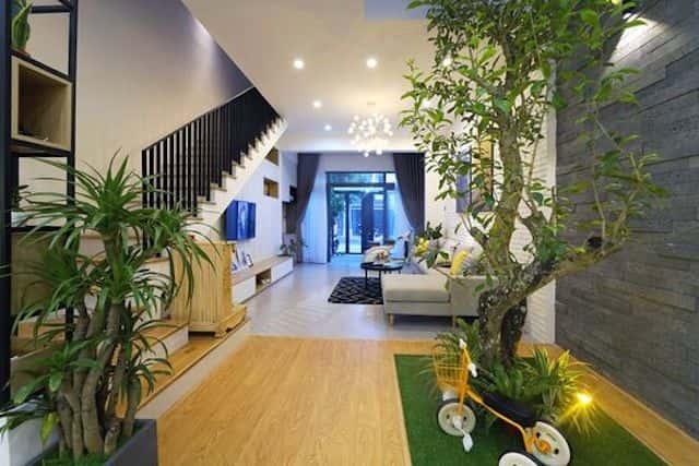noi that nha dep ms001 - Xu hướng nội thất nhà đẹp hướng tới tự nhiên có không gian xanh