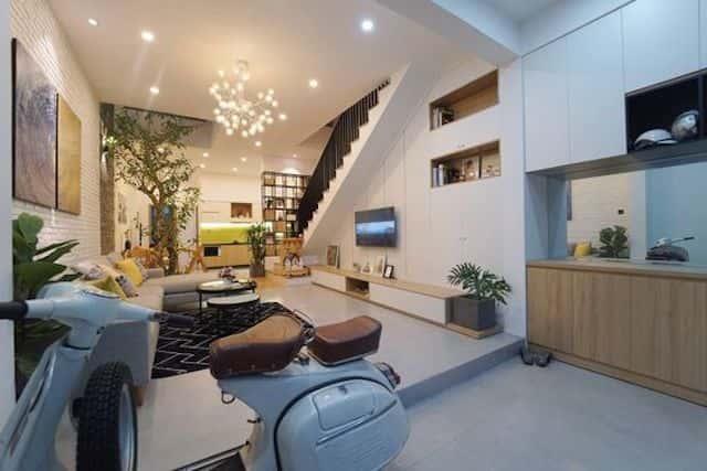 noi that nha dep ms002 - Xu hướng nội thất nhà đẹp hướng tới tự nhiên có không gian xanh
