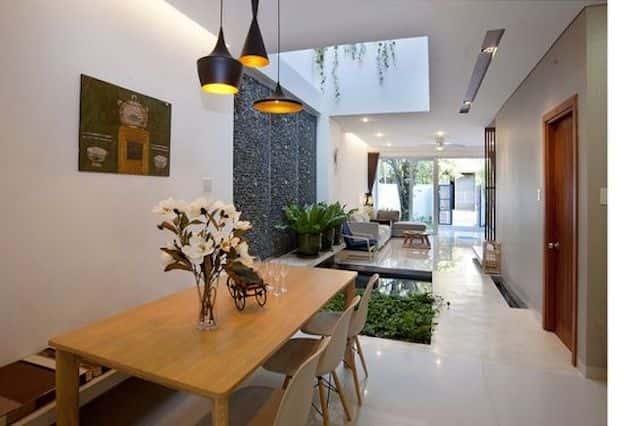 noi that nha dep ms003 - Xu hướng nội thất nhà đẹp hướng tới tự nhiên có không gian xanh