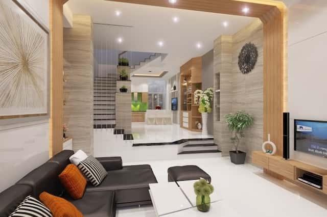 noi that nha dep ms005 - Xu hướng nội thất nhà đẹp hướng tới tự nhiên có không gian xanh
