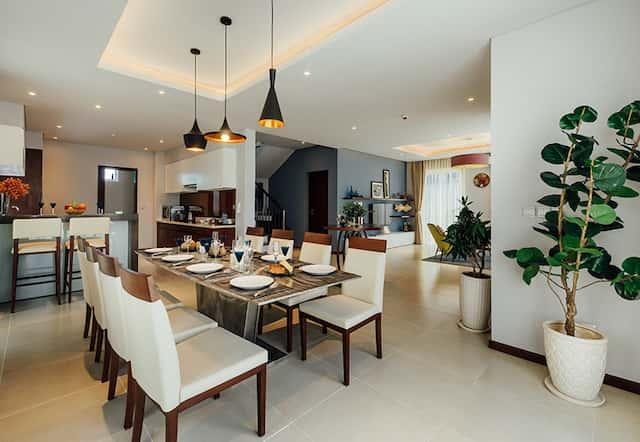 noi that nha dep ms006 - Xu hướng nội thất nhà đẹp hướng tới tự nhiên có không gian xanh