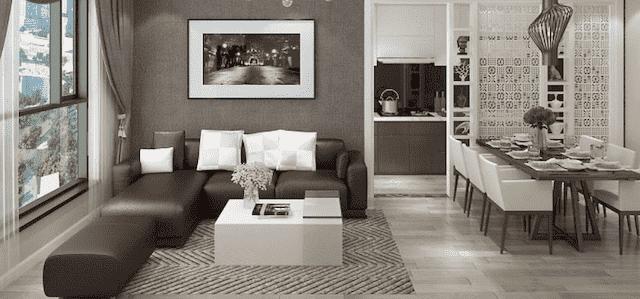 noi that nha dep ms007 - Xu hướng nội thất nhà đẹp hướng tới tự nhiên có không gian xanh
