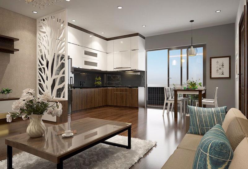 thiết kế thi công nội thất chung cư - Thi công nội thất