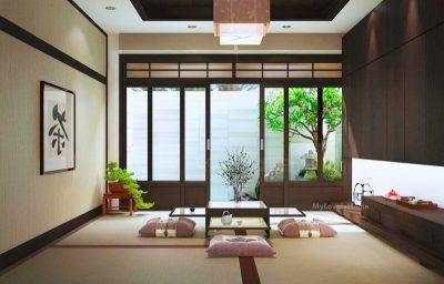 thiet ke noi that phong cach nhat ban 9 400x256 - Thiết kế nội thất Nhật Bản phong cách mới lạ và độc đáo cho thế kỷ 21