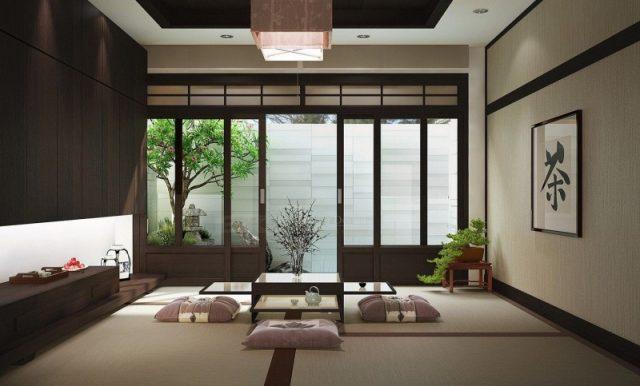 thiet ke noi that phong cach nhat ban e1592187943396 - Thiết kế nội thất Nhật Bản phong cách mới lạ và độc đáo cho thế kỷ 21