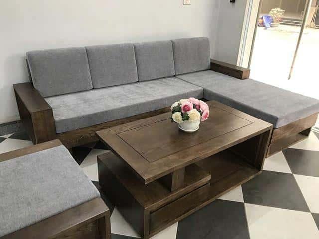 68720490 3013091195432573 5559890999246848000 n - Bộ sưu tập bộ sofa gỗ đẹp nhất được nhiều người thích hiện nay