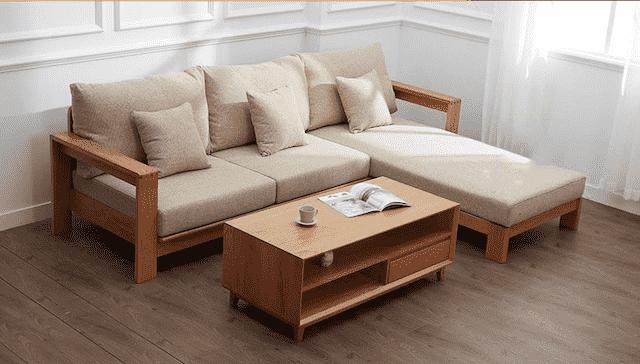 ban ghe sofa go 6 - Bộ sưu tập bộ sofa gỗ đẹp nhất được nhiều người thích hiện nay