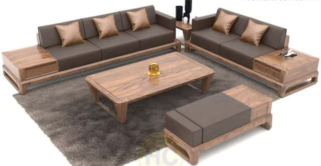 sofa go oc cho sfg005 1 e1572244918315 - Bộ sưu tập bộ sofa gỗ đẹp nhất được nhiều người thích hiện nay