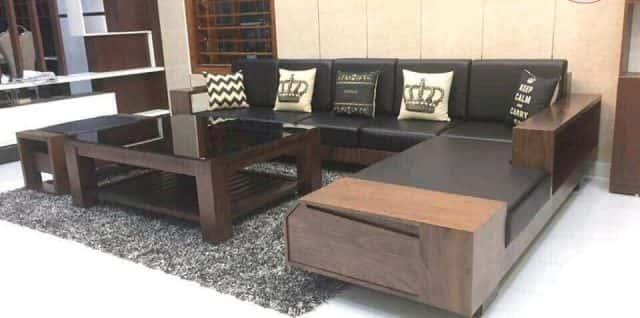 sofa goc 01 e1572245083562 - Bộ sưu tập bộ sofa gỗ đẹp nhất được nhiều người thích hiện nay