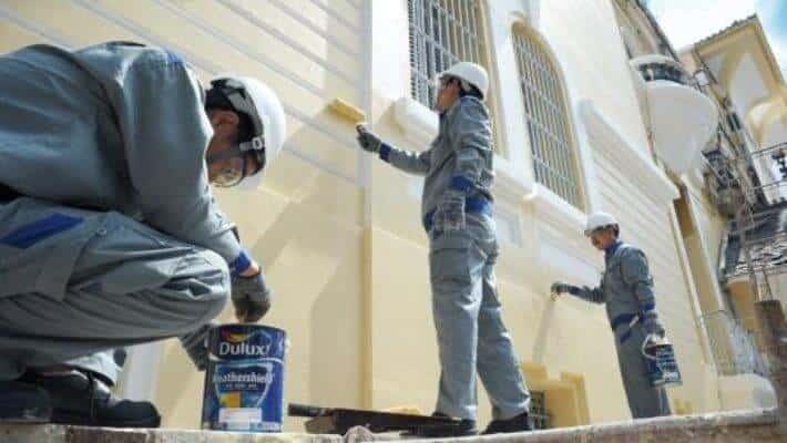 tho son nha co tay nghe cao mot tai ha no - Thợ sơn nhà tại Hà Nội