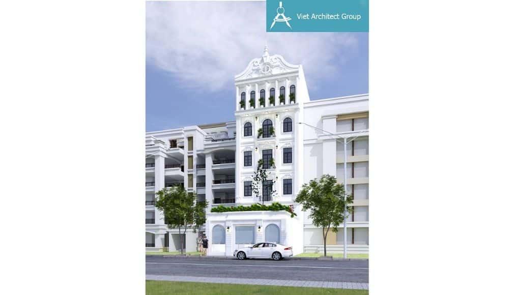 3 1 - Công trình thiết kế căn hộ kinh doanh tại Quy Nhơn - Bình Định