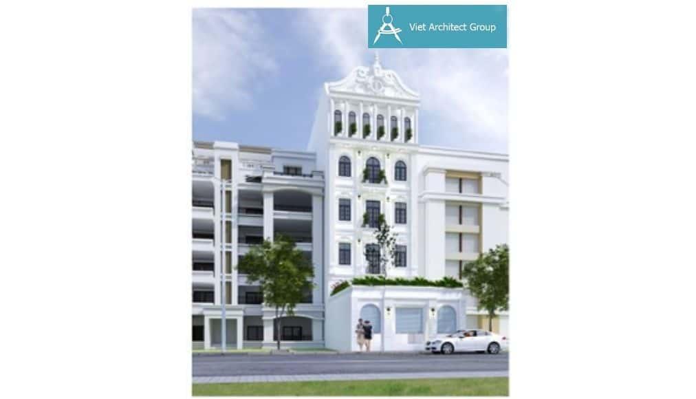 4 1 - Công trình thiết kế căn hộ kinh doanh tại Quy Nhơn - Bình Định