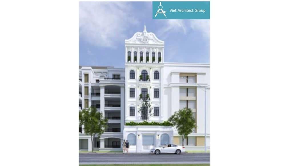 5 1 - Công trình thiết kế căn hộ kinh doanh tại Quy Nhơn - Bình Định