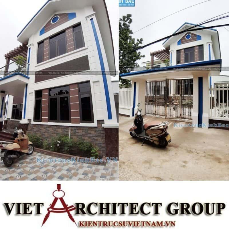 1 44 800x800 - Thiết kế biệt thự 2 tầng mái thái đẹp và chuyên nghiệp