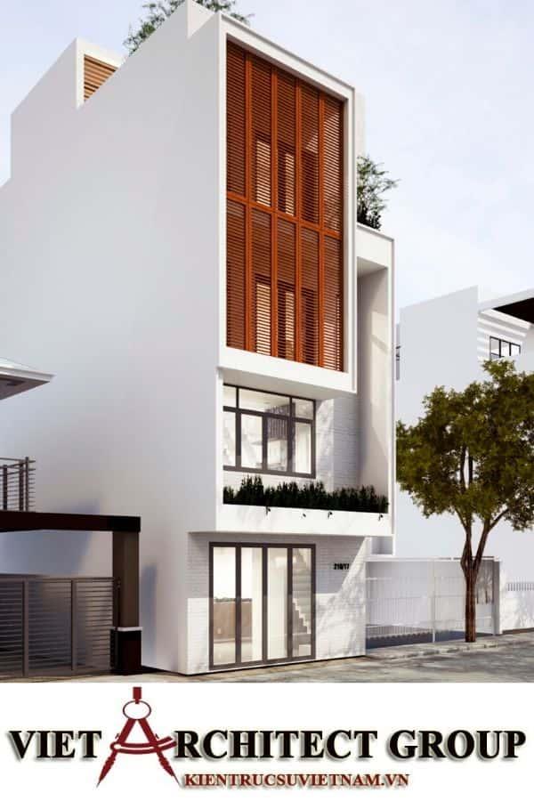 1 52 - Công trình nhà phố 5 tầng mặt tiền 5m Mr Duy Thức- Thủ Đức