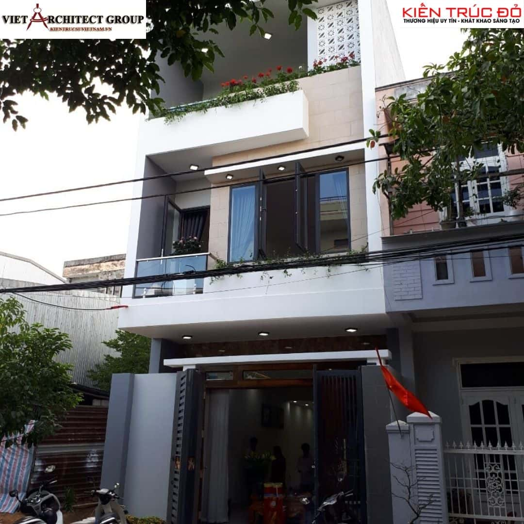 15 - Thiết kế và thi công trọn gói nhà phố Đà Nẵng