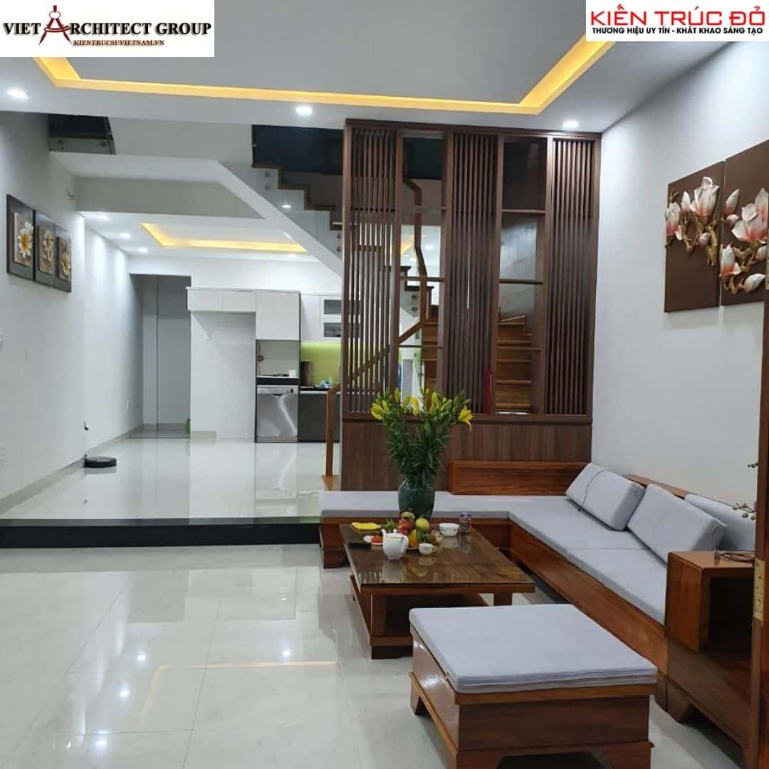 16 - Thiết kế và thi công trọn gói nhà phố Đà Nẵng