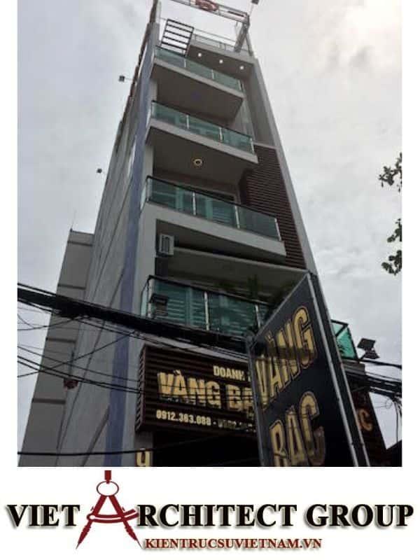 2 47 - Công trình thiết kế nhà ống 5 tầng anh Bắc - Hiệp Hoà, Bắc Giang