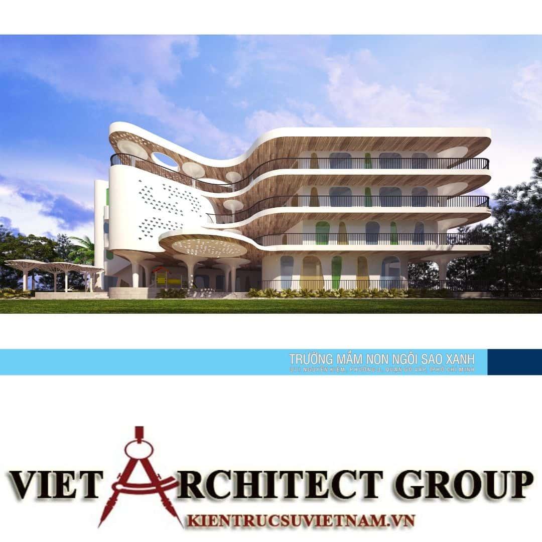 2 53 - Thiết kế trường mầm non quận Gò Vấp tiêu chuẩn quốc gia