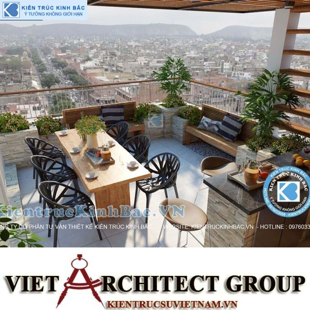 3 10 - Công trình nhà phố 4 tầng mặt tiền 9m anh Định - Hà Nội