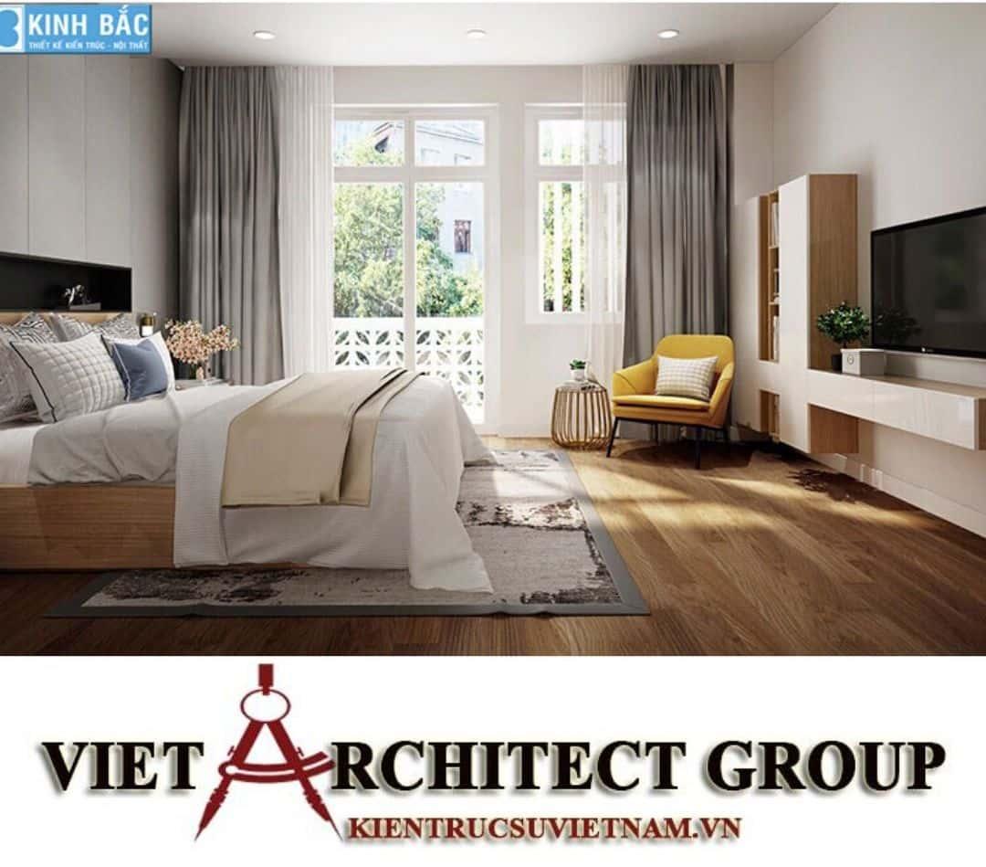 3 41 - Công trình nhà phố lô góc 2 mặt tiền 6m 4 tầng anh Hoàng - Sơn Tây