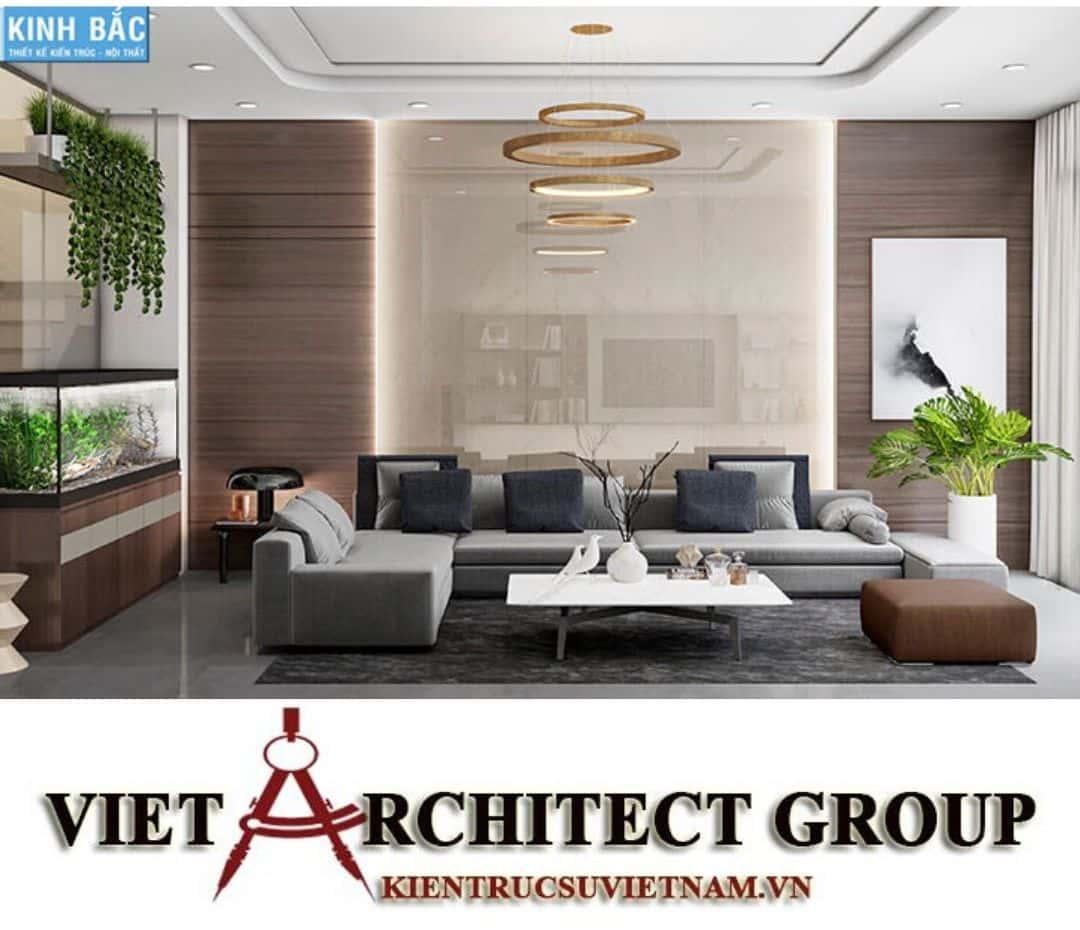 4 30 - Công trình nhà phố lô góc 2 mặt tiền 6m 4 tầng anh Hoàng - Sơn Tây