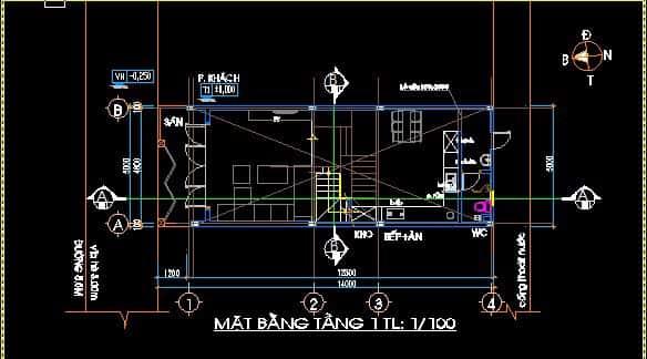 7bbdf450631f9b41c20e - Thiết kế và thi công trọn gói nhà phố Đà Nẵng