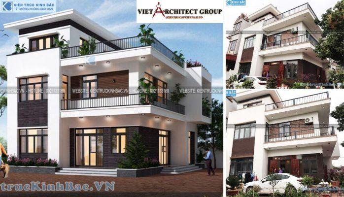 Thiết kế không tên 14 698x400 - Công trình Thiết kế biệt thự 3 tầng hiện đại anh Sơn - Bắc Giang
