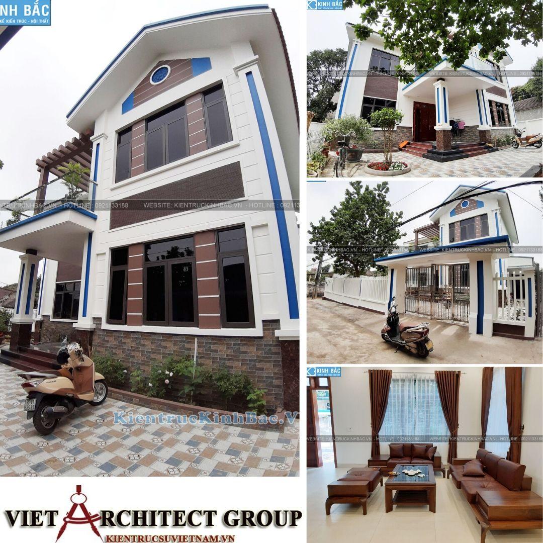 Thiết kế không tên 2 6 - Công trình thiết kế biệt thự 2 tầng mái thái anh Quý - Ninh Bình