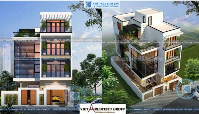 Thiết kế không tên 2 698x400 - Công trình biệt thự hiện đại 4 tầng mặt tiền 7.5m ở Hưng Yên