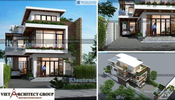 Thiết kế không tên 22 698x400 - Công trình thiết kế biệt thự 3 tầng hiện đại a Hiếu - Quảng Ninh