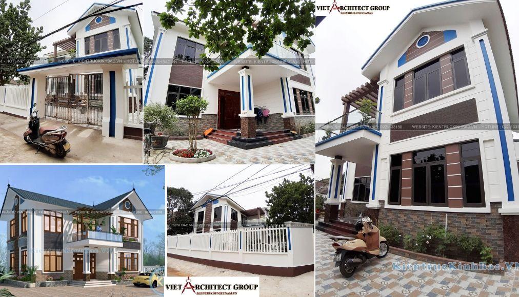 Thiết kế không tên 3 1 - Công trình thiết kế biệt thự 2 tầng mái thái anh Quý - Ninh Bình