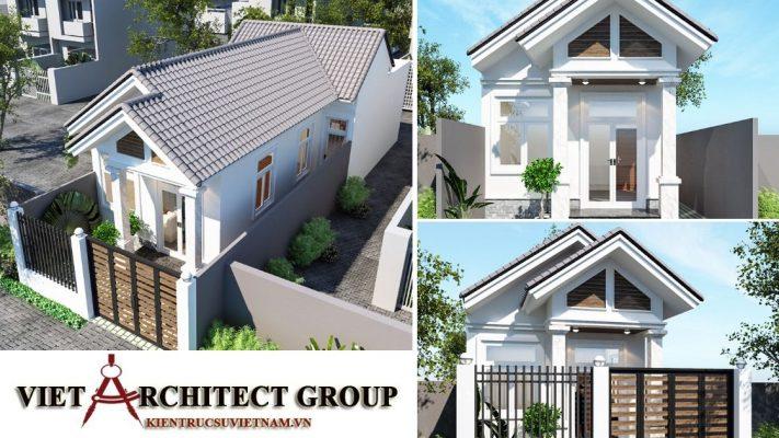 nhà phố 5 tầng đẹp 1 711x400 - Công trình nhà ở trệt mái thái diện tích 120m2 Mr Thi - Thủ Đức, TPHCM
