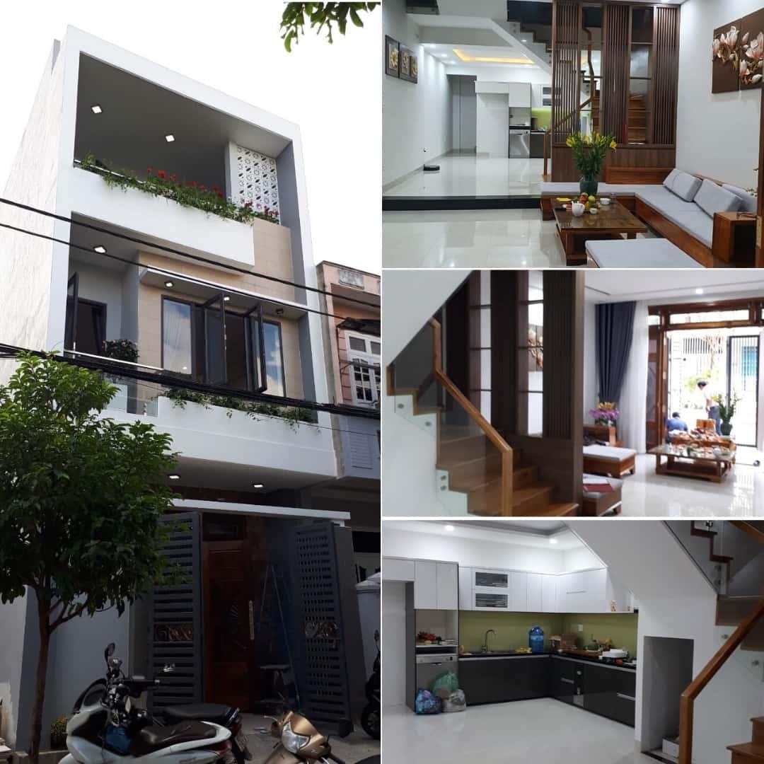 nha pho dep da nag - Thiết kế và thi công trọn gói nhà phố Đà Nẵng