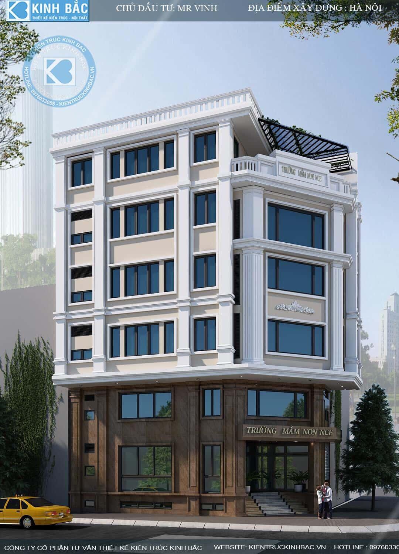 7cf1d9570b80f3deaa91 - Thiết kế khách sạn, nhà hàng office building
