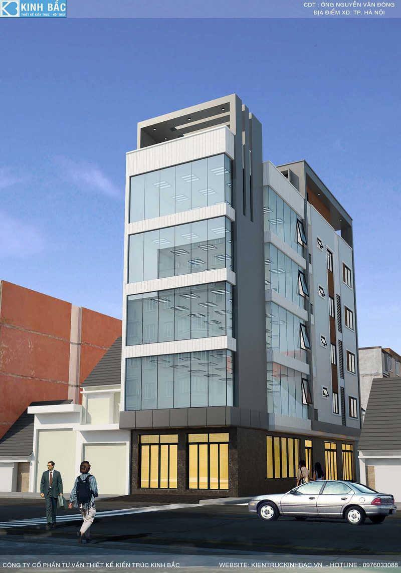 86c2369f1b49e317ba58 - Thiết kế khách sạn, nhà hàng office building